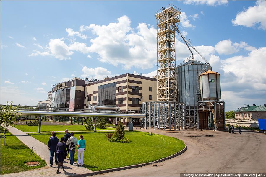Усадский спиртзавод Татспиртпром, Казань, июнь 2016