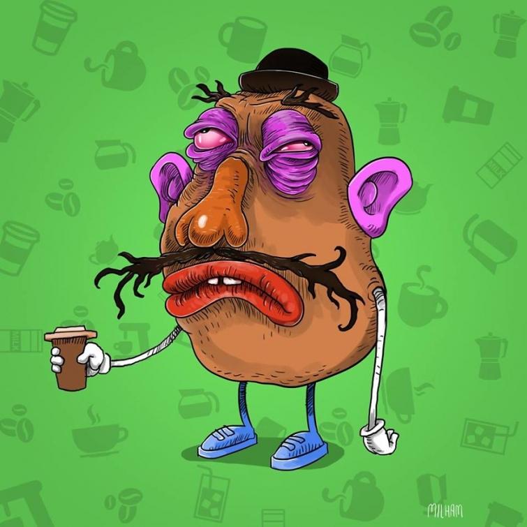 Мистер Картофельная голова
