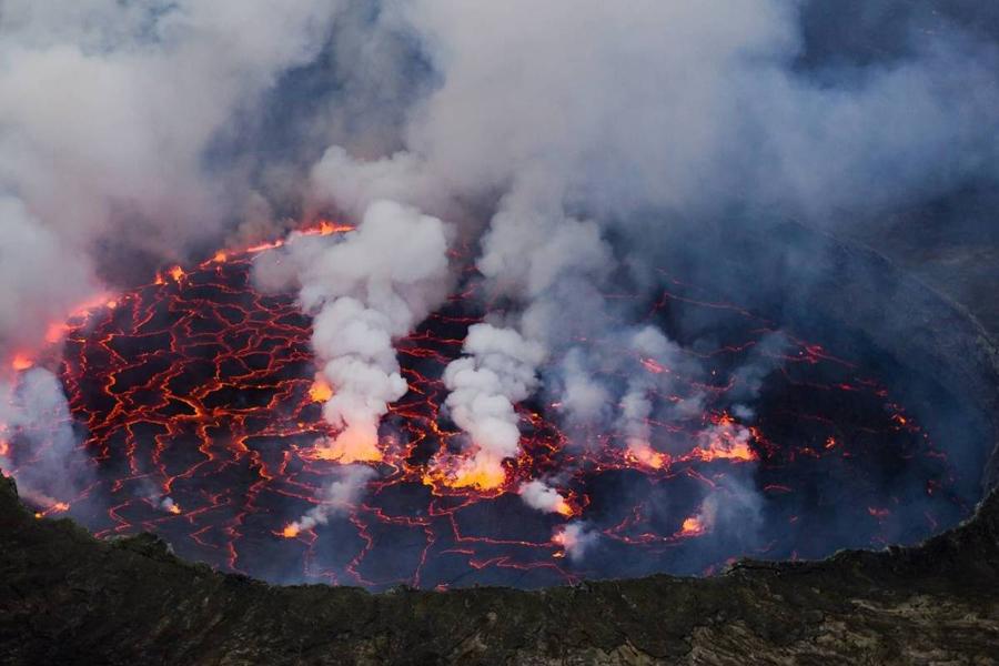 Вулкан Масая, Никарагуа