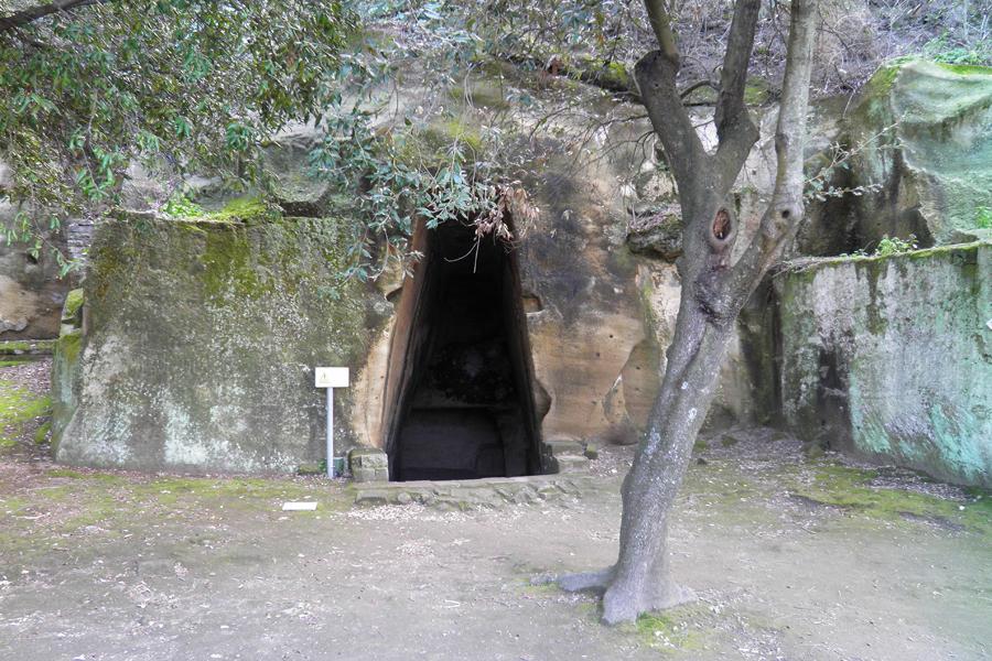 Пещера Сибиллы, Италия