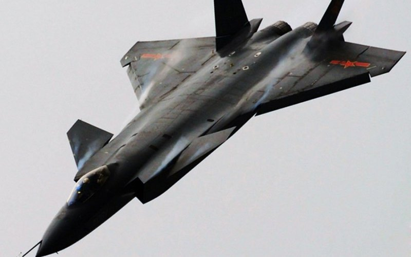 The Chengdu J-20