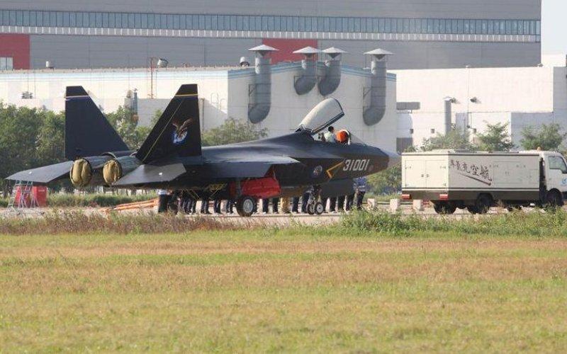 The Shenyang J-31