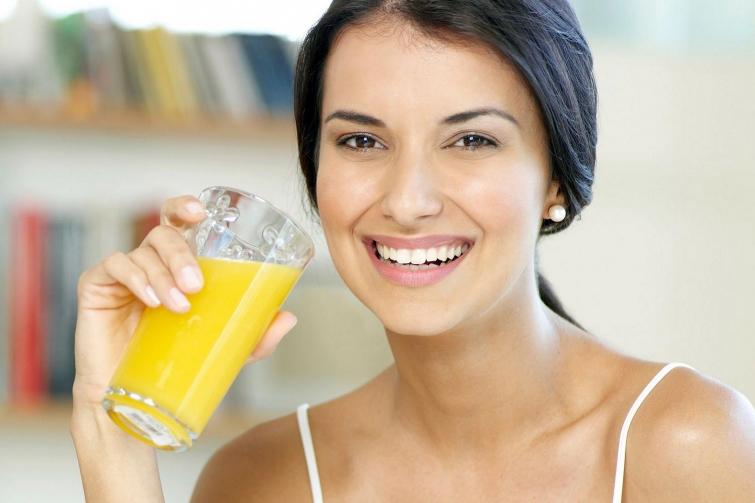 Сок очень полезен, и его можно употреблять в неограниченных количествах