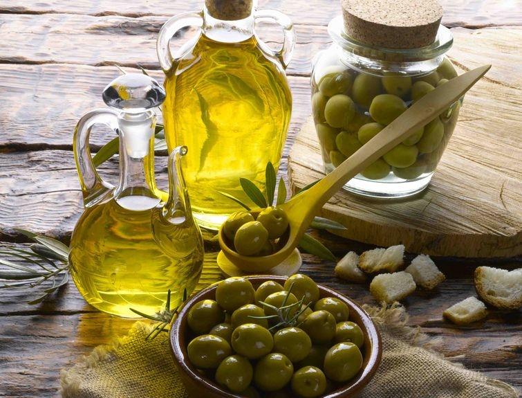 Постное масло не приводит к набору веса