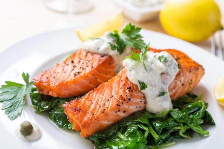 Любая рыба хороша для похудения, поскольку не содержит жир или холестерин