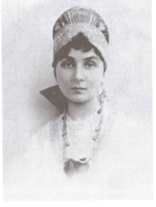 Анна Темирёва, в девичестве Сафонова