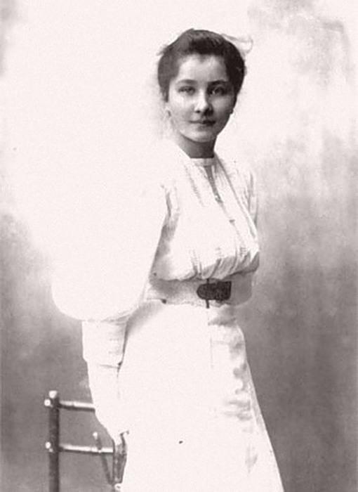 Анна Тимирёва