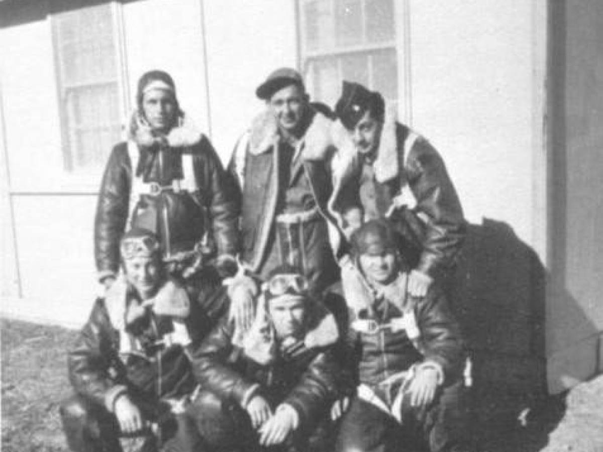 Вспомогательное поле во время Второй мировой войны