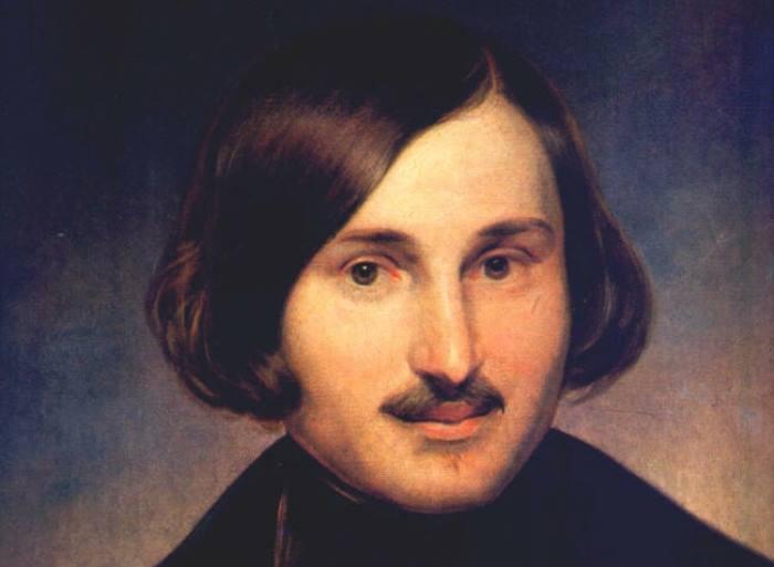 Ф. Моллер. Портрет Н. В. Гоголя, 1841.