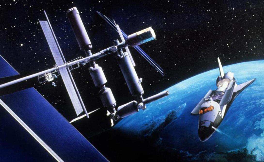 Космическая станция Свобода