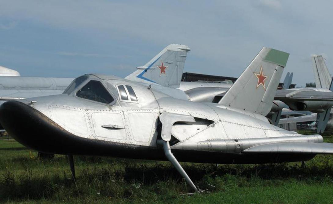 Советский космический самолет