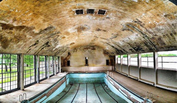 Плавательный бассейн в Берлине, Летние Олимпийские игры 1936 года.