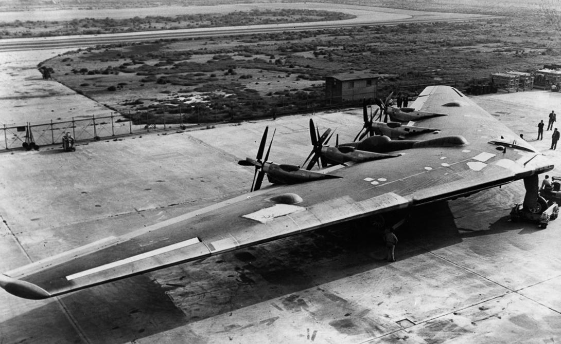 XB-35 и YB-35