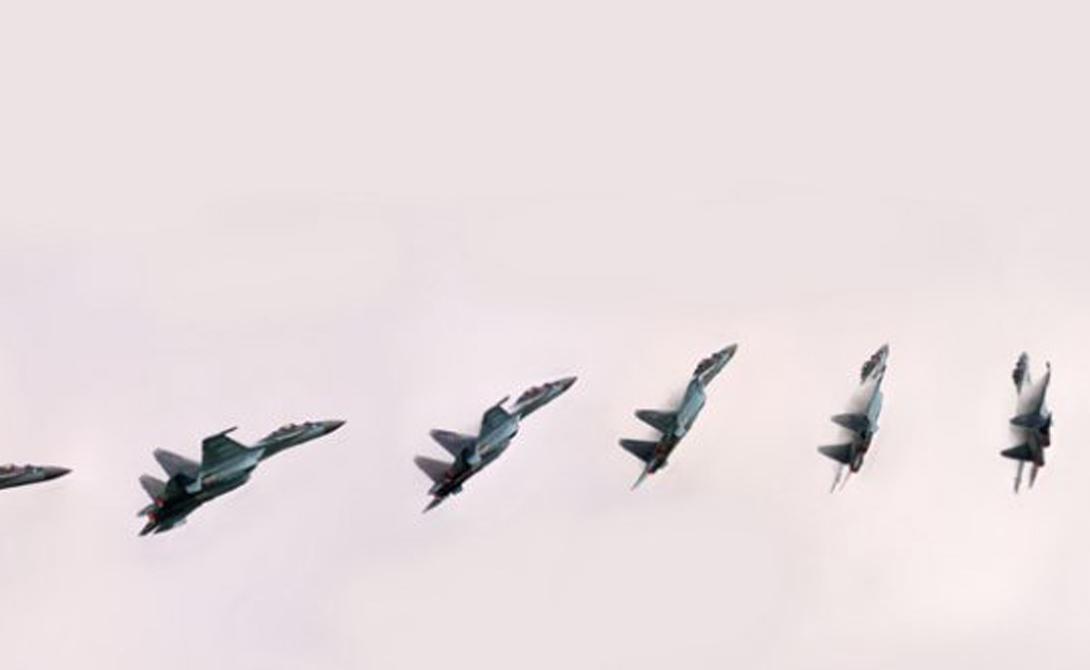 Маневренность: Су-35