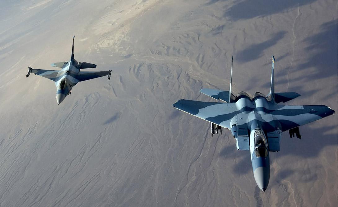 Маневренность: F-22