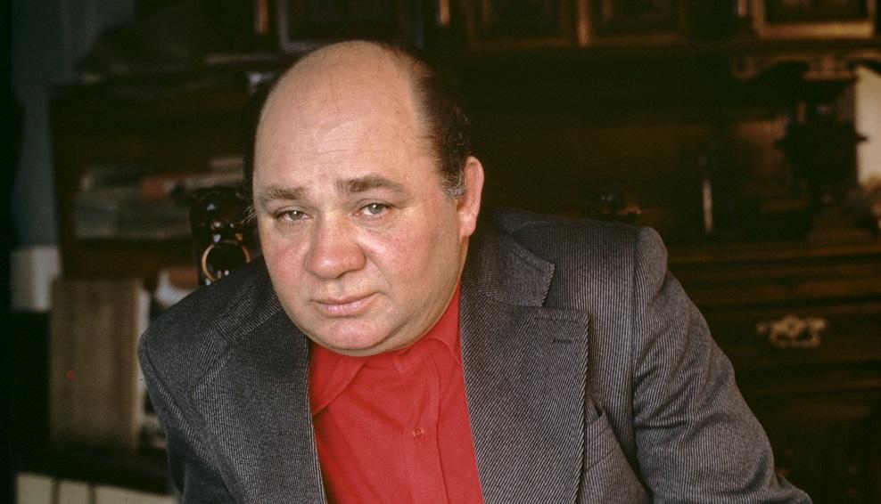 Народный артист СССР Евгений Павлович Леонов РИА Новости