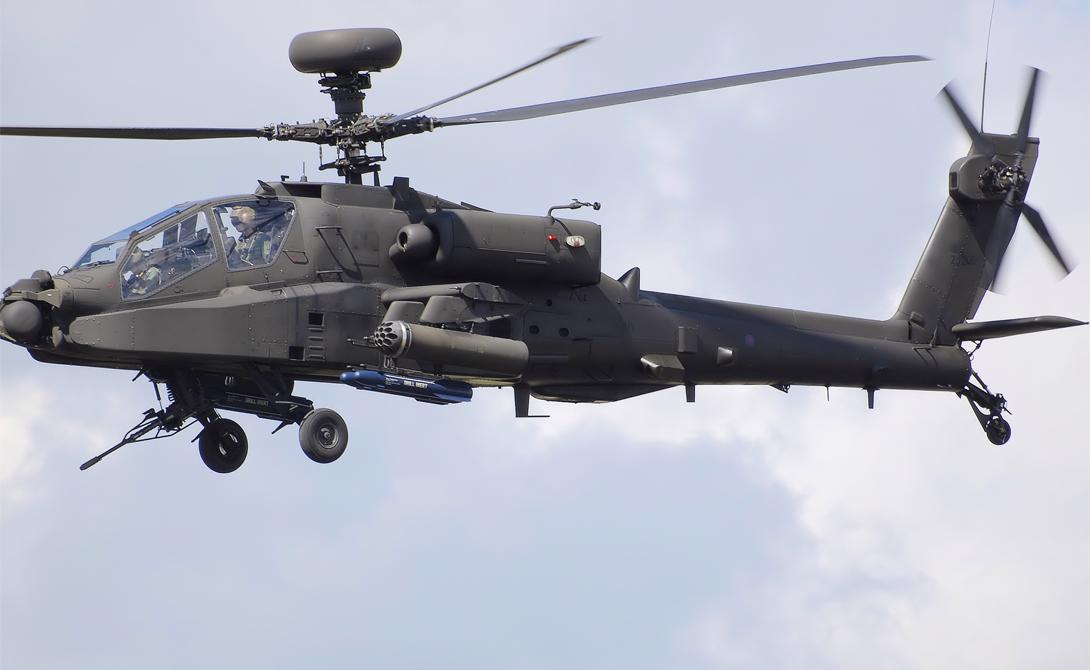 AH-64 «Apache» Апач, США