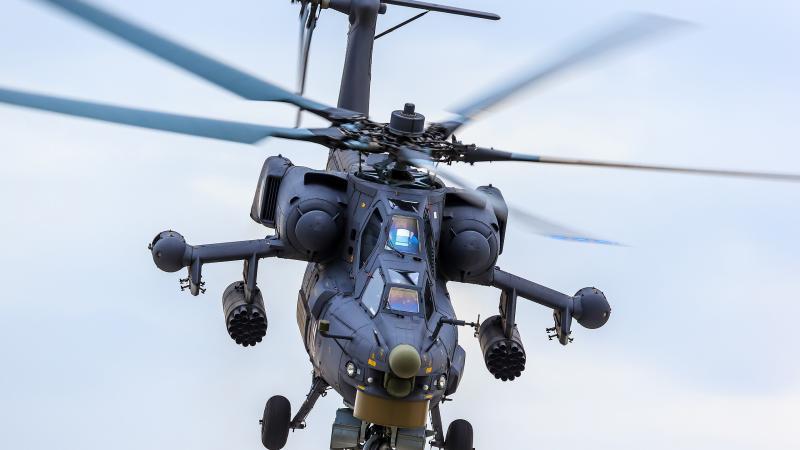 Ми-28, Россия