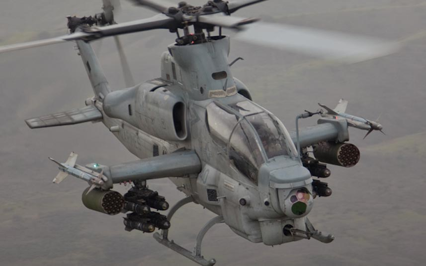 Белл AH-1Z «Вайпер», США