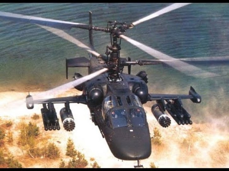 Ка-52 «Аллигатор», Россия