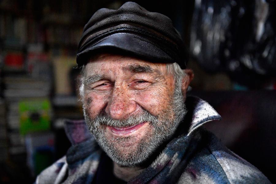 78 летний местный житель, 30 сентября 2016 года.