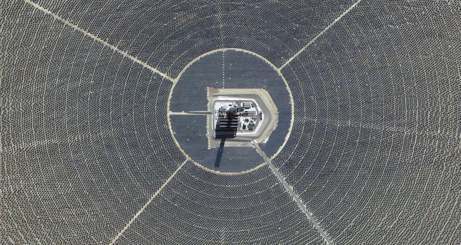 Система солнечных электростанций «Айванпа»