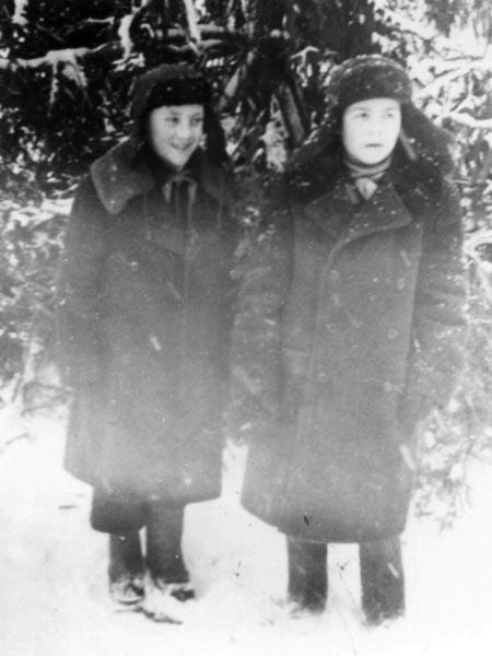 Владимир Высоцкий с другом
