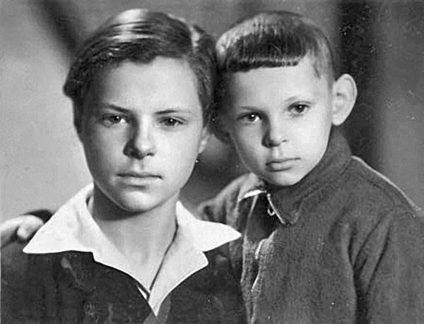 Леонид и Виктор Харитоновы