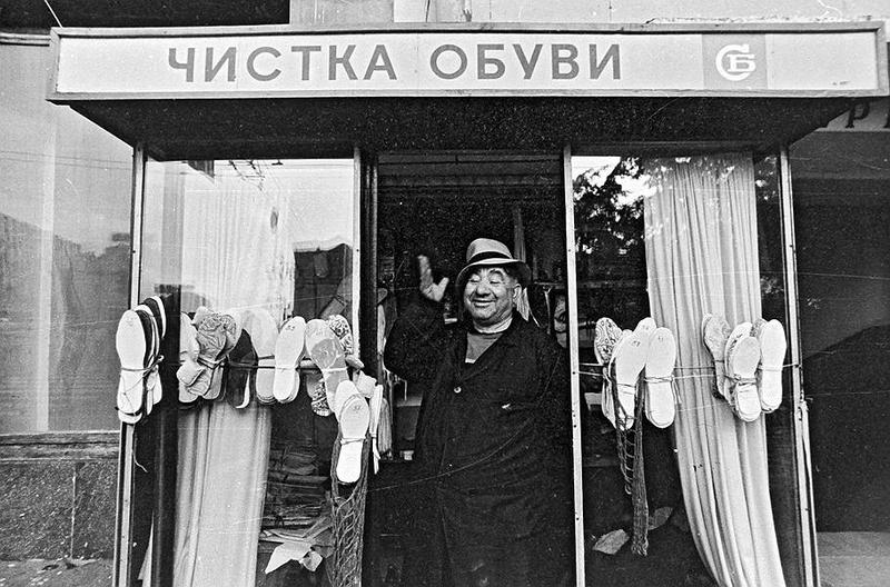 Повседневная жизнь советского народа