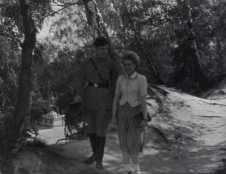 Парк Горького перед войной. Москва 1941 года в кино