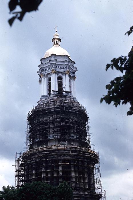 Реконструкция колокольни
