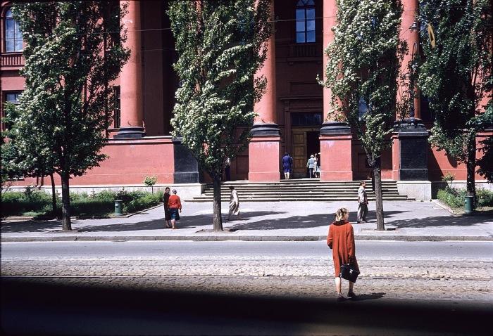 Национальный Киевский университет