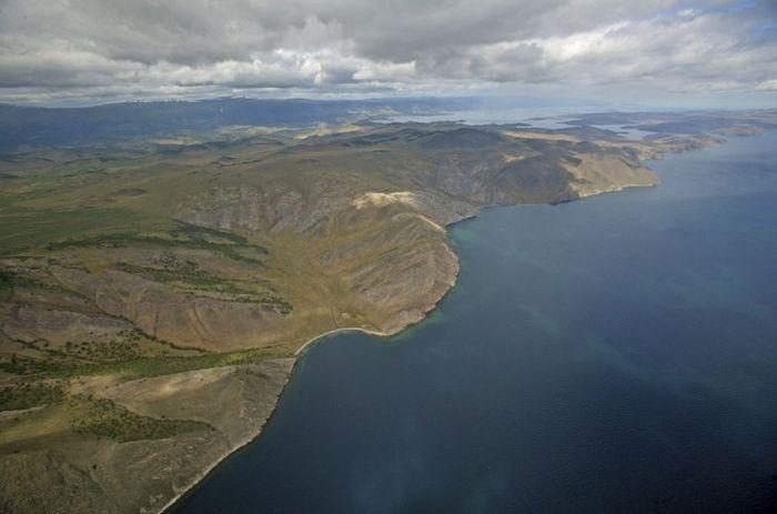 Горный хребет на Дальнем Востоке России, Байкал