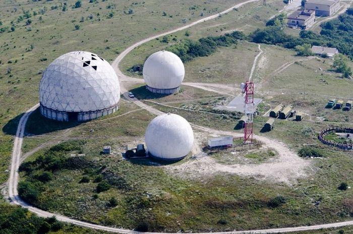 Обсерватория под Анапой, Краснодарский край