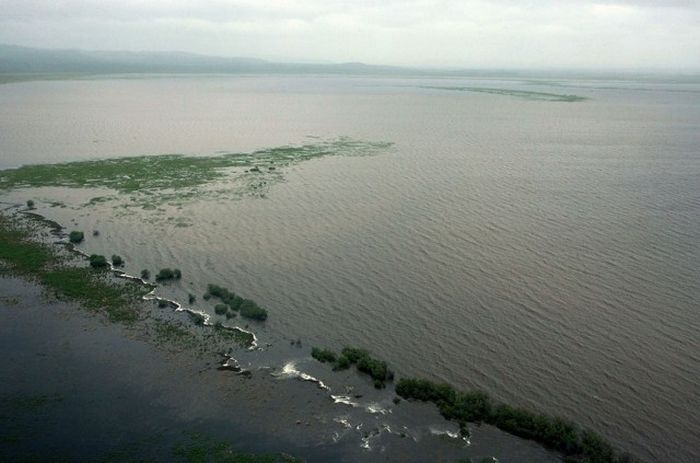 Река Амур, Хабаровский край