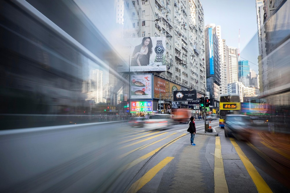 Гонконг, Китай. Категория: Урбан.