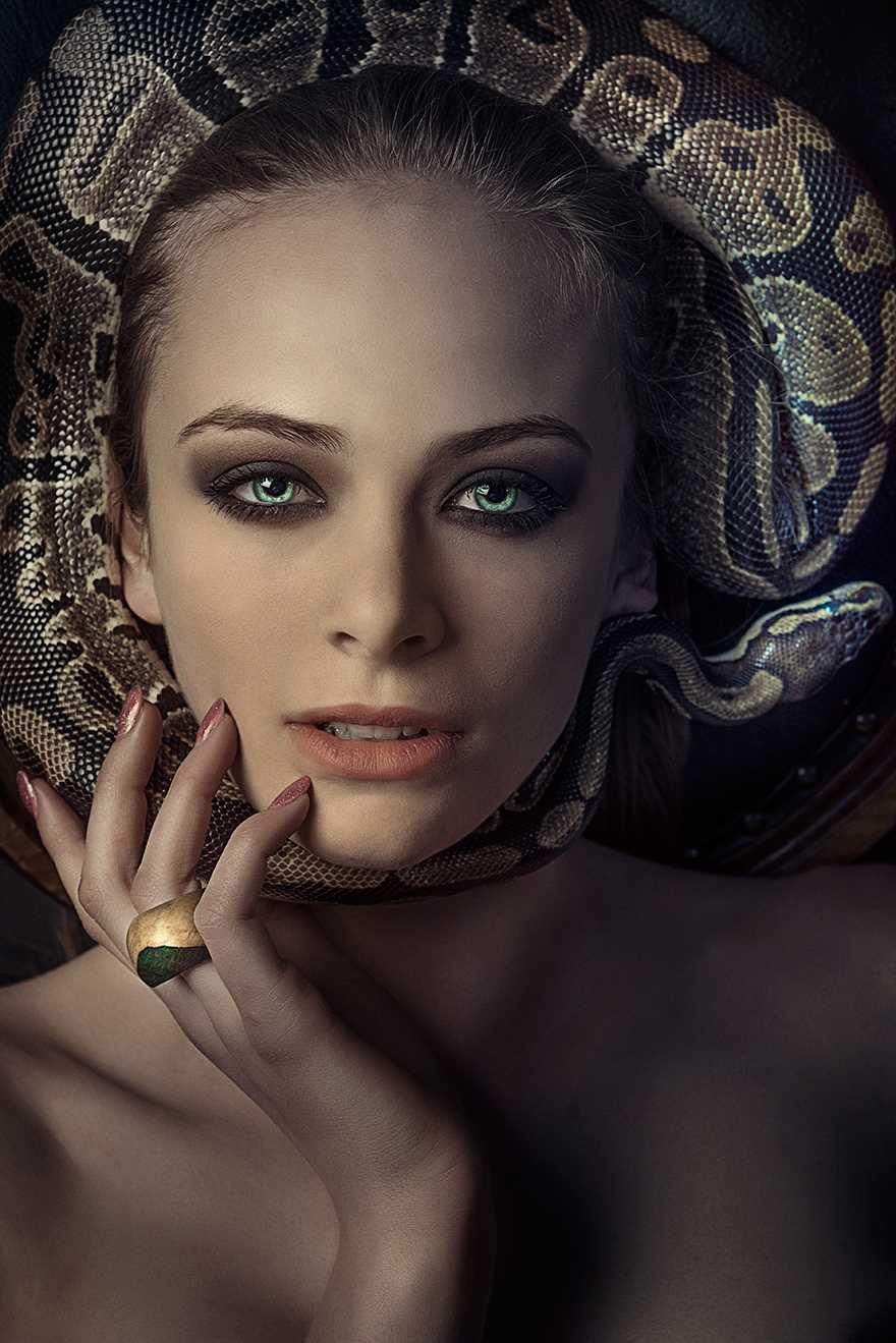 Концептуальные портреты от Ивана Близнецова