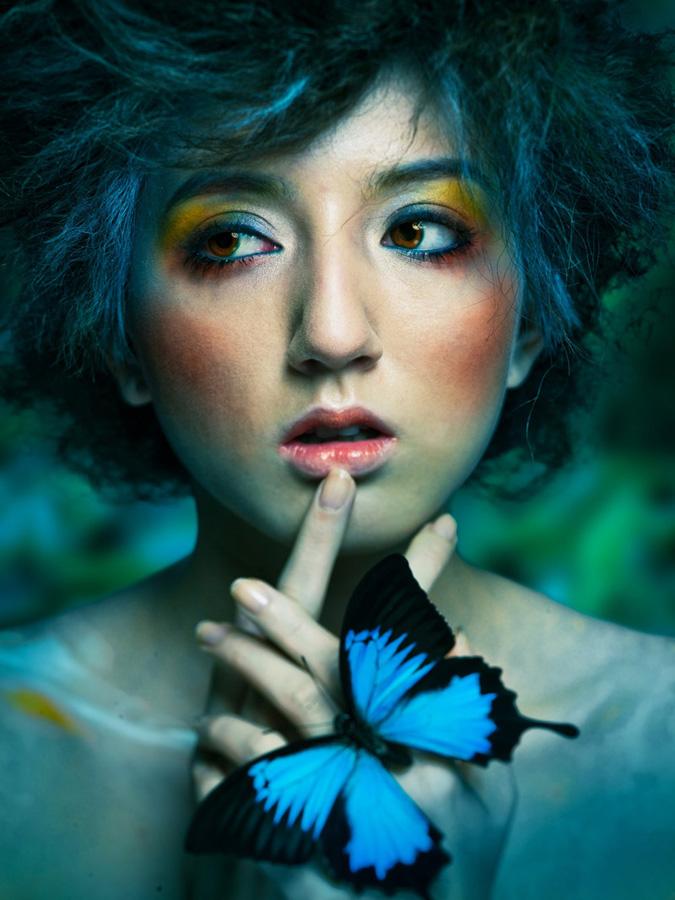 Искусство портретной фотографии от Синдзи Ватанабе