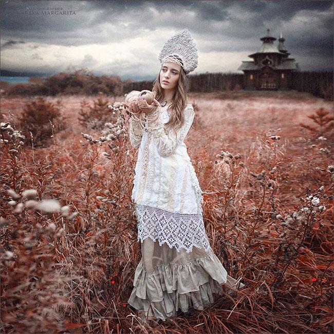 Ожившие сказки от фотографа Маргариты Каревой