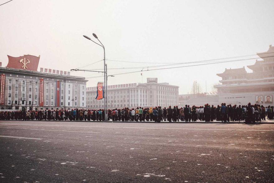Неделя в Северной Корее от Адама Байдави