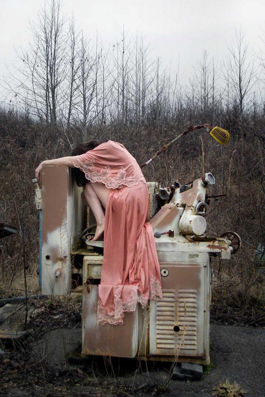 Лицо одиночества: Изящное искусство и меланхолия от Ванессы Конуэй