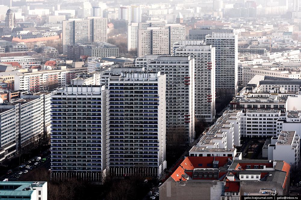 Берлин с высоты