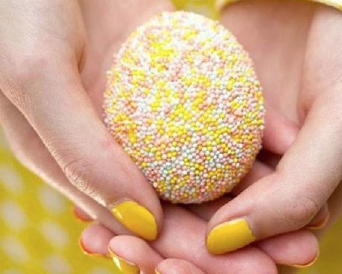 Лайфхак: красим яйца к Пасхе