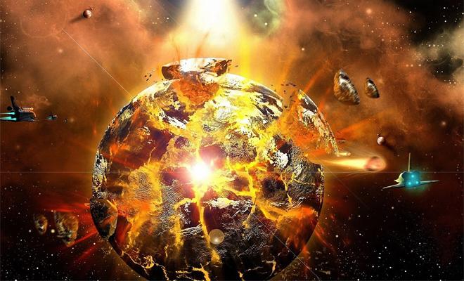 Названа точная дата конца света