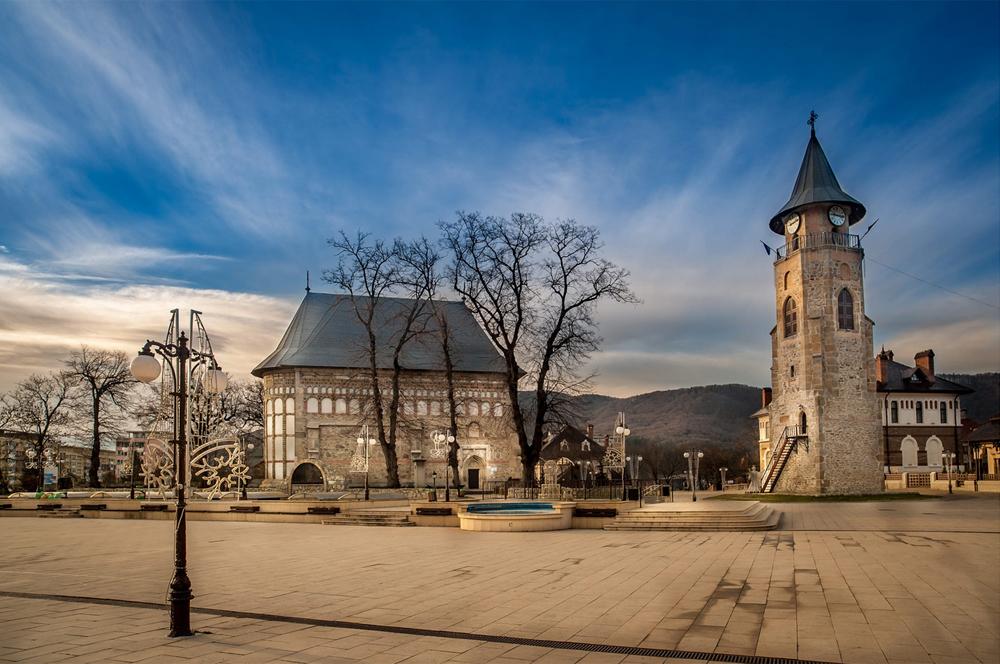 Замечательные фотографии Румынии