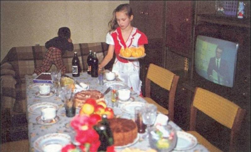 Катя из СССР на снимках японского фотографа