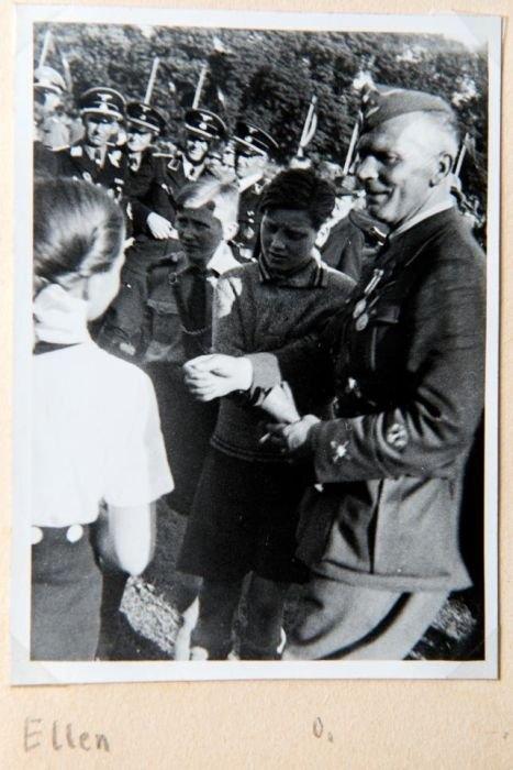 Фото из личного альбома немецкого фельдмаршала авиации Вольфрама фон Рихтгофена
