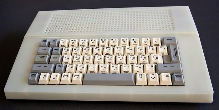 Советский персональный компьютер Дельта-С
