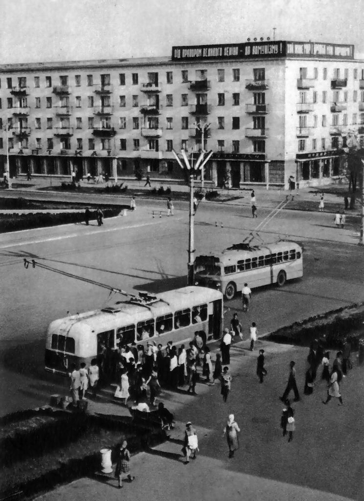 Советская Украина: фотографии города Херсон разных годов