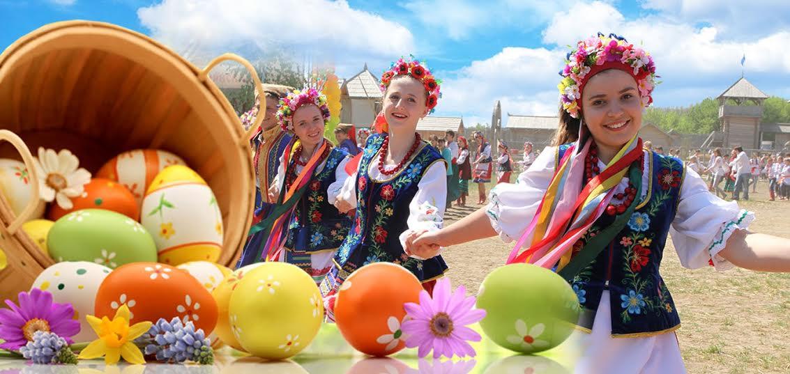 Как принято праздновать Пасху в разных странах